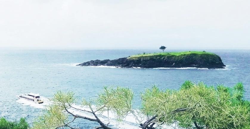 Camping di Bukit Asah Bali - Pulau Paus